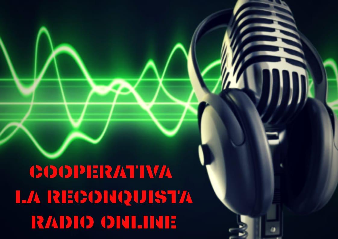La Reconquista Radio Cooperativa Online